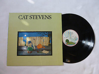 CAT STEVENS ~ TEASER AND THE FIRECAT ~ ILPS 9154 ~ EX+/NrM ~ 1971 UK VINYL LP