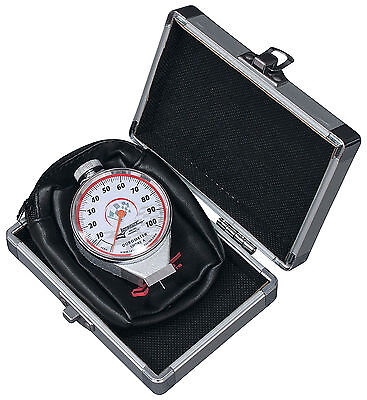 Longacre 50546 Deluxe Durometer With Case #1183