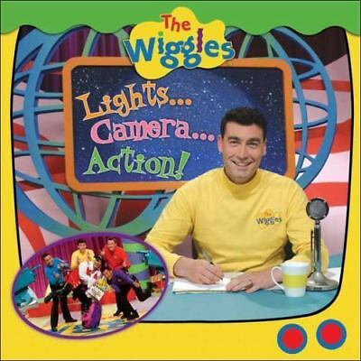 The wiggles lights camera action picclick lightsmeration the wiggles exlibrary sciox Image collections