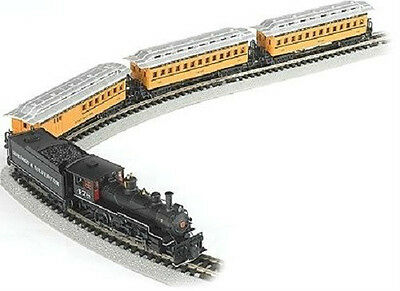N Gauge - Bachmann Train set Durango & Silverton 24020 NEU