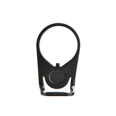 180 Degree Steel End Plate Ambidextrous Sling Adaptor Ring Mount Accessory Tool