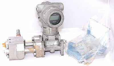 Emerson Rosemount 3051CD4A Pressure Transmitter +/-20.7bar HART (554)