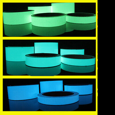 1Piece Party Car Decoration Glow in the Dark Adhesive Strip PVC Neon Tape