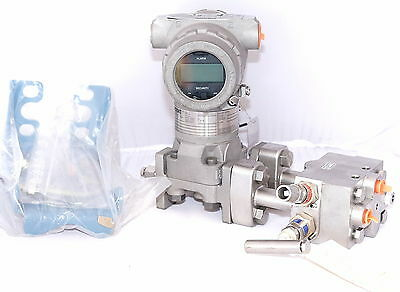Emerson Rosemount 3051CD4A Pressure Transmitter 20.7 bar HART (979)