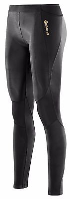 * ALL BRAND NEW * Skins A400 Womens Compression Long Tights (Black)