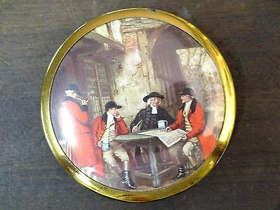 Vintage Ladies Compact. English. Collectible.