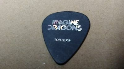 IMAGINE DRAGONS  2015 Smoke + Mirrors Tour Guitar Pick