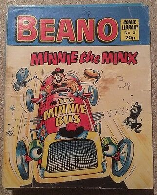 Beano Comic Library - 1982 Issues (x4)