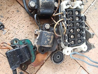 evinrude johnson power pack and coils
