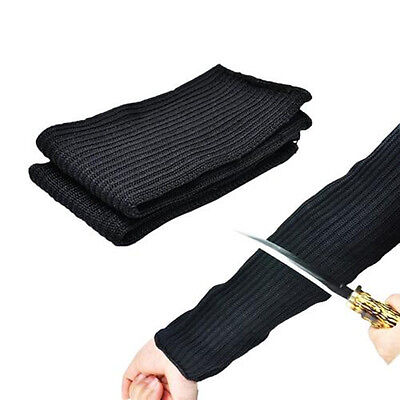 Arm Sleeve Armband Cut Anti Safety Static Protector Working 1 Pair Resistant