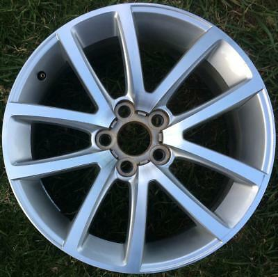 1x Holden Calais VE 19 inch Series 2 SV6 SS SSV alloy rim wheel SS-V Commodore