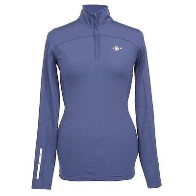 SHIRES BEIJING BASE LAYER top LADIES NAVY horse rider quick drying top 9930