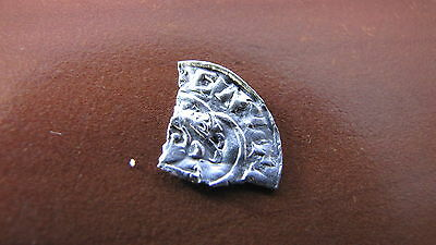Cnut Viking Anglo-saxon silver hammered quatrefoil type penny S1157 RARE