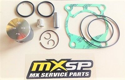 New Ktm50 Sx Top End Parts Rebuild Vertex Oem - Kit 1-  2009-2017