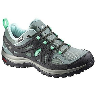 Scarpe Escursionismo Trekking Outdoor Donna SALOMON ELLIPSE 2 GTX W Light TT