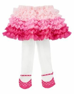 NWT Gymboree Happy Elephant Ruffle Tutu Skirt Tight Skirt 3 6 12 18 24M Baby