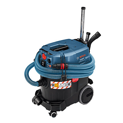 New Bosch GAS 35 M AFC 1200W 15L Wet + Dry Vacuum 240v Damaged Packaging (2223)
