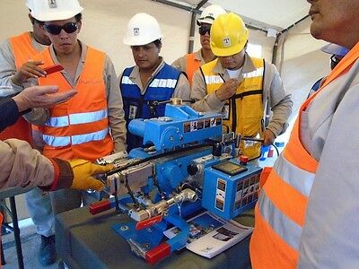 Fiber Optic Cable Blowing Machines with Variable Flow Hydraulics + Accessories