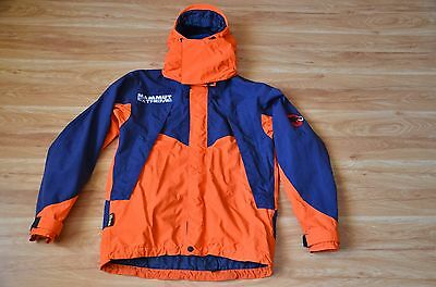 to buy quite nice online here MAMMUT EXTREME GORE-TEX XCR Jacket Mountain RARE Vintage ...