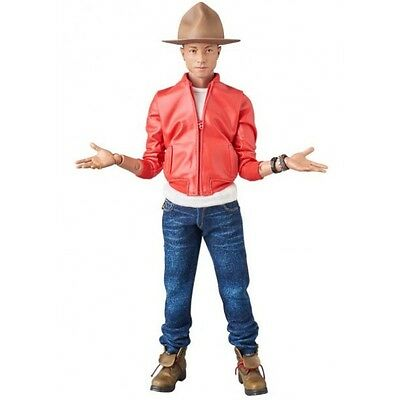 Pharrell Williams RAH Action Figure 1/6 Pharrell Williams 30 cm
