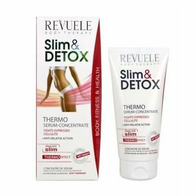 Revuele Slim & Detox Thermo Serum-Concentrate Cellulite Cream Hot Body Therapy