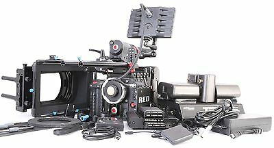 Epic X Dragon Low Hours Kit. Mattebox Anton Bauers & More. Free Shipping