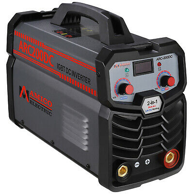 ARC-160D 160 Amp Stick ARC Welder 110/230 Dual Voltage IGBT Inverter DC Welding