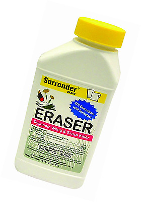 CONTROL SOLUTIONS Eraser 41% Systemic Weed Control Concentrate