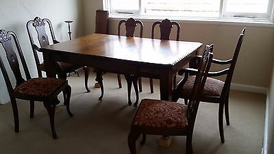 Dining suite extendable
