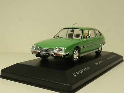 ixo 1:43 - ODEON 11 CITROEN CX 1975 Diecast car model