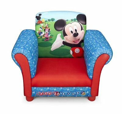 Disney Children s Mickey Mouse Upholstered Chair