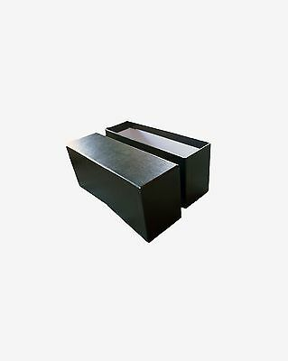 Large Capacity Graded Card Storage Boxes  holds up to 52 graded cards