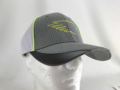 Dekalb Hat Cap Grey Volt Adjustable NWOT