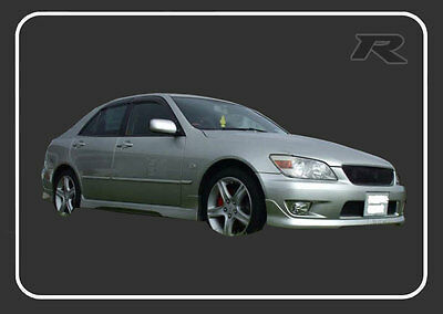Lexus Is200 Altezza Tte Front Lip