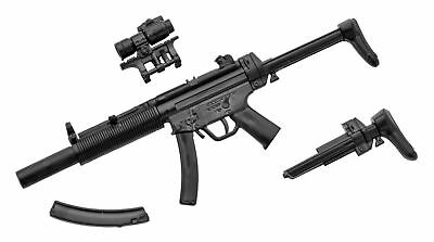 Tomytec LA026 Military Series Little Armory MP5SD6 Type 1/12 Scale Kit