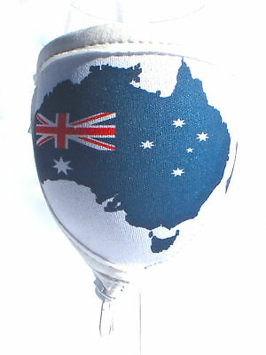 Large Wine Glass Cooler - Australia