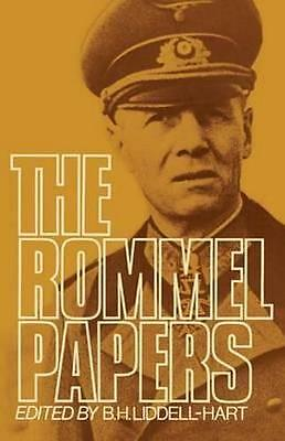 NEW The Rommel Papers By B. Hart Paperback Free Shipping