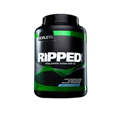 New Horleys Garcinia Cambogia Ripped Factors Vanilla Dream Size: 700g