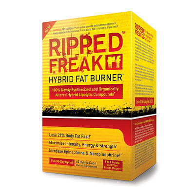 New Nutrition Systems Weight Management Supplements  Ripped Freak