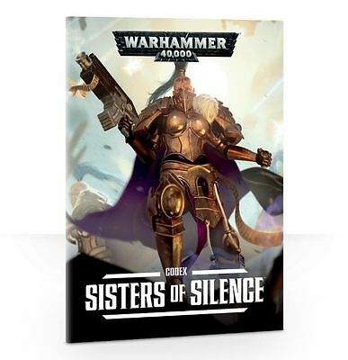 Warhammer 40K SISTER OF SILENCE CODEX - Talons of the Emperor 30K