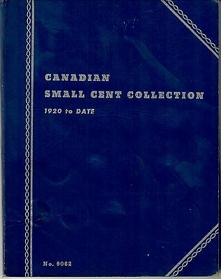 1920-1961 CANADA 25 Small Cents Collection  - A