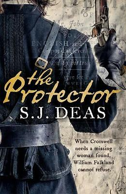 NEW The Protector By S. J. Deas Paperback Free Shipping