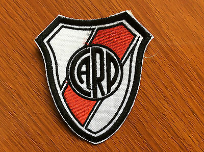 Toppa Patch Ca River Plate - Argentina - Copa Libertadores - Buenos Aires
