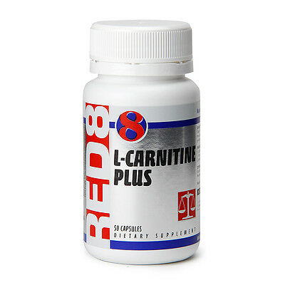 New Red 8 Weight Management Supplements  L Carnitine Plus