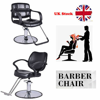 Classic Hydraulic Barber Chair Salon Beauty Spa Styling Hairdressing Threading