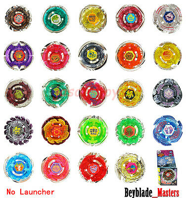 New Beyblade Top Metal Fusion Fight Masters 4D System Child Toys Set In Box
