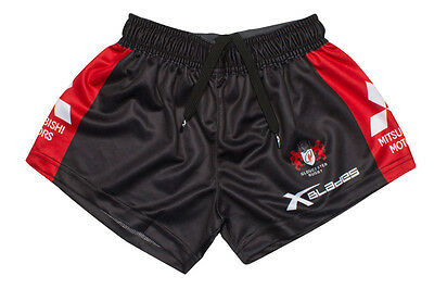 X Blades Gloucester 2016/17 Kids Home Rugby Shorts