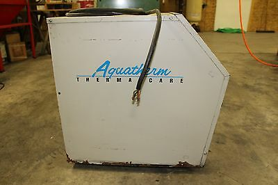 Portable Chiller - AquaTherm Thermal Care mold temperature controller - water