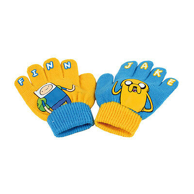 Adventure Time Gloves Finn & Jake Other Guanti