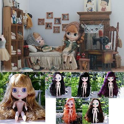 Nude Blyth Dolls DIY Collection Doll No Colothes No Shoes BJD Toy For Girls